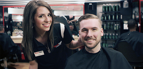 Sport Clips Haircuts of McMurray Shoppes Haircuts
