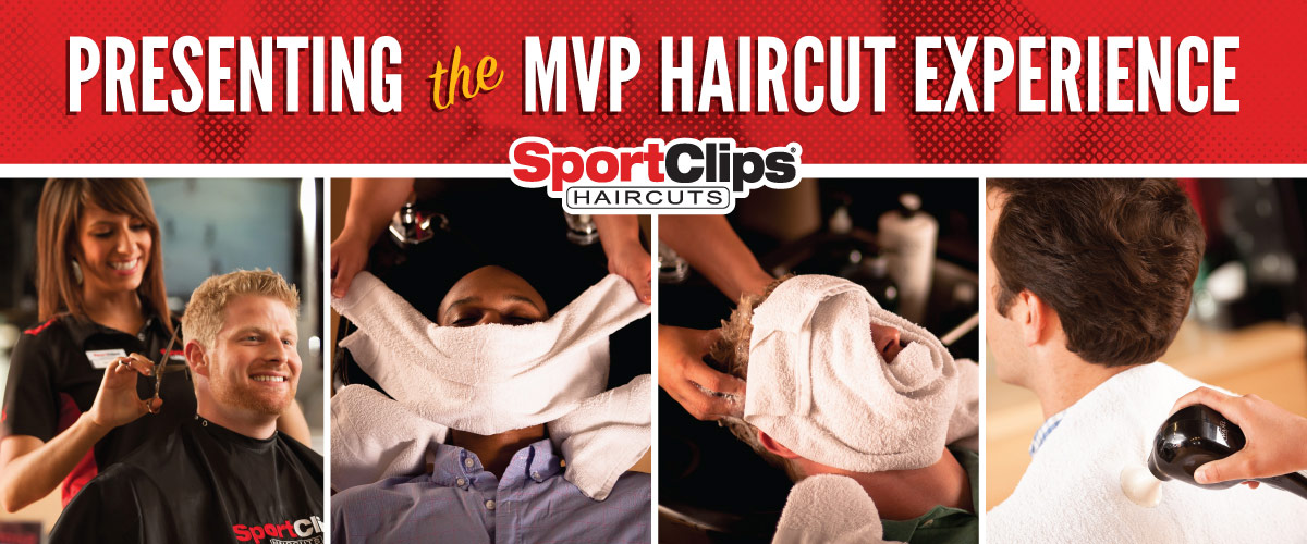 The Sport Clips Haircuts of McMurray Shoppes MVP Haircut Experience